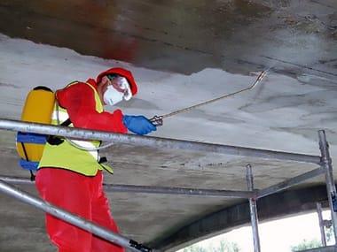 Impregnante idrorepellente per protezione superfici in cls MasterProtect H 303