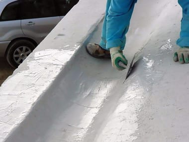Cement-based waterproofing coating MasterSeal 545