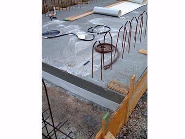 Profilo bentonitico idroespandente MasterSeal 902