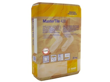 Cement adhesive for flooring MasterTile 420