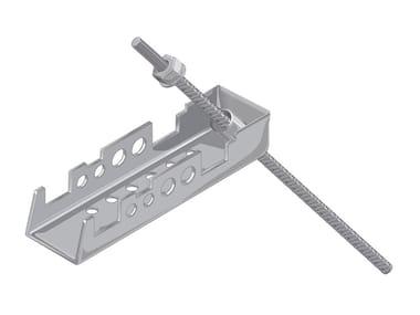 Connettore per solaio meccanico CONNETTORE PERIMETRALE CENTROSTORICO