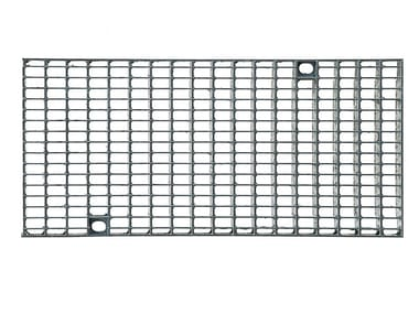 Steel Manhole cover and grille for plumbing and drainage system Mesh grating galv.