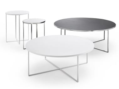Round metal coffee table MINIMIZE ROUND