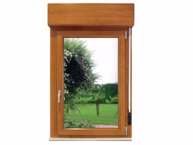 Monoblock window Monoblock window