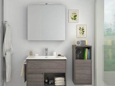 Mobili bagno con specchio MOOVE 04
