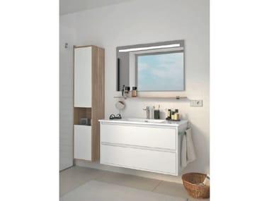 Mobili bagno con specchio MOOVE 05