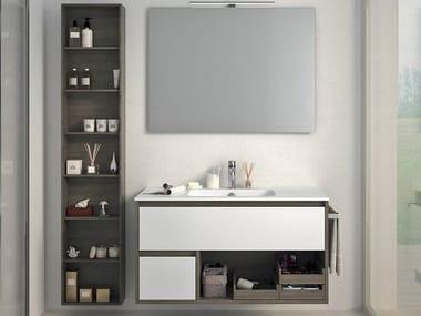 Mobili bagno con specchio MOOVE 06