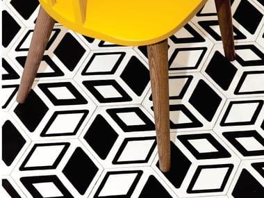 Cement wall/floor tiles N°2 | Wall/floor tiles