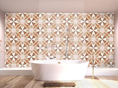Cement wall/floor tiles N°34 | Wall/floor tiles