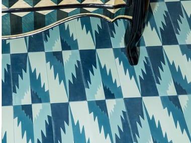 Cement wall/floor tiles N°4 | Wall/floor tiles