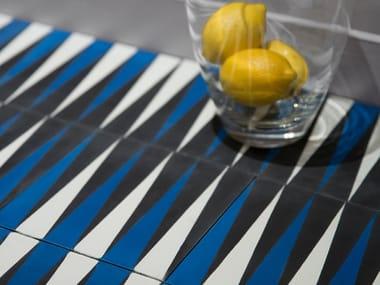 Cement wall/floor tiles N°5 | Wall/floor tiles