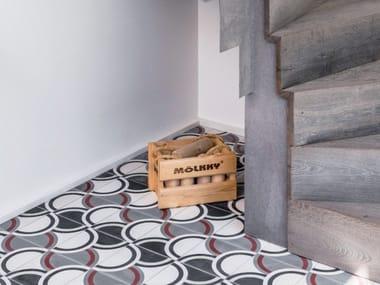 Cement wall/floor tiles N°6 | Wall/floor tiles
