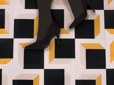 Cement wall/floor tiles N°7 | Wall/floor tiles