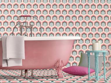 Cement wall/floor tiles N°8 | Wall/floor tiles