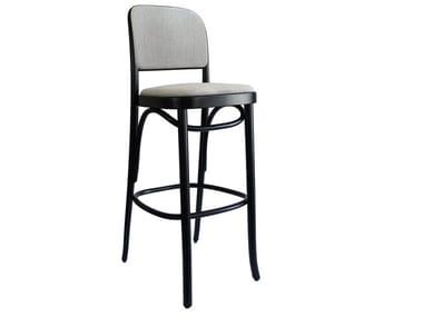 High beech stool N. 811 | Stool