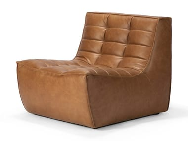 Leather armchair N701 | Leather armchair