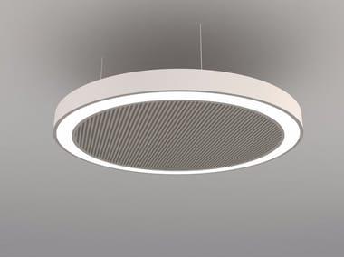 LED pendant lamp NAA D600-900-1200 FB