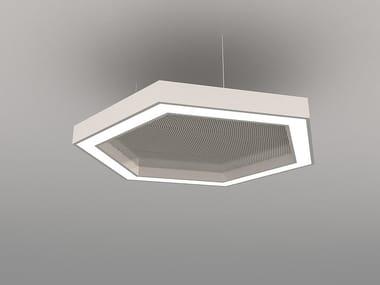 LED pendant lamp NAA H600-900-1200 FB