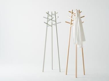 Wooden coat rack NADIA | Coat rack