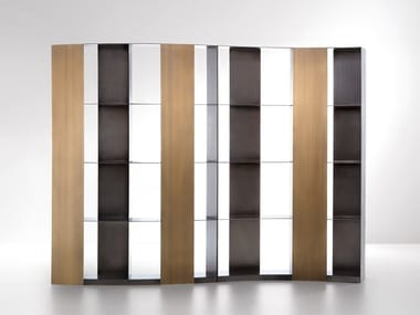 Libreria modulare in metallo NAMI