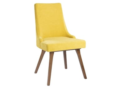 Upholstered fabric chair NANCY SE01 BASE 13