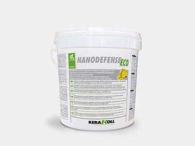 Impermeabilizzante minerale all'acqua NANODEFENSE® ECO