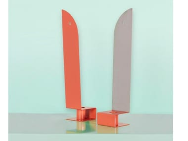 Metal candle holder NARCISO | Candle holder