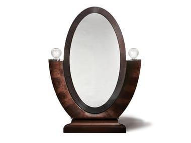 Deco tilting freestanding oval mirror NATALEE