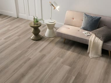 Porcelain stoneware flooring with wood effect NATURAL APPEAL