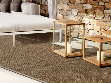 Polypropylene flooring / rug NATURAL PANAMA