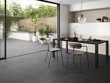 Anti-slip frost proof porcelain stoneware flooring NATURE | Flooring