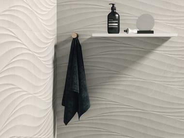 White-paste 3D Wall Tile NATURE | 3D Wall Tile