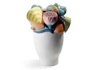 Vaso in porcellana NATUROFANTASTIC - MULTICOLOR | Vaso