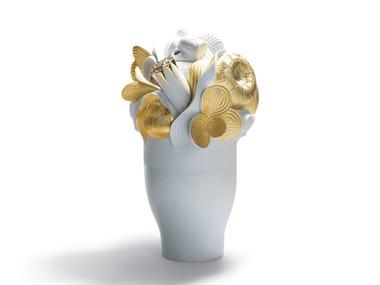Vaso in porcellana NATUROFANTASTIC | Vaso