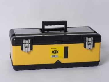 Cassetta degli attrezzi in metallo NE23 | Cassetta degli attrezzi