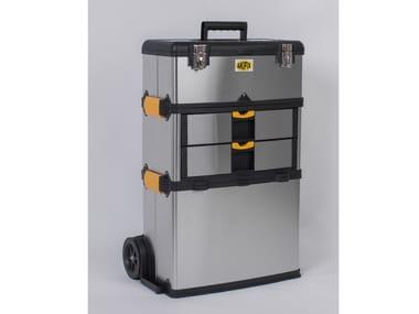Cassetta degli attrezzi in acciaio inox NE24 | Cassetta degli attrezzi