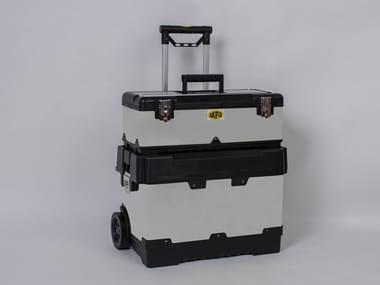 Cassetta degli attrezzi in acciaio inox NE25 | Cassetta degli attrezzi