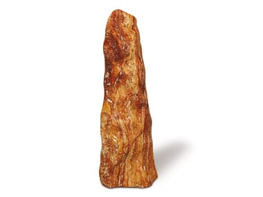 Travertine sculpture NEEDLE | Travertine sculpture