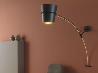 Luminária de parede ajustável NEFERTARI | Luminária de parede