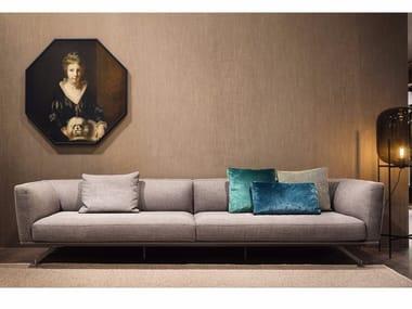 Corner fabric sofa NEIL