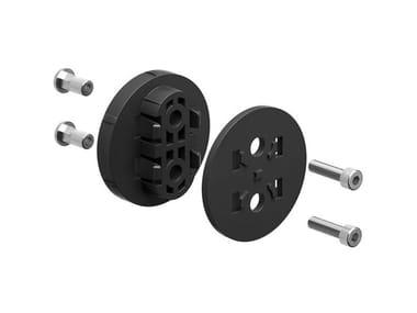Metal Shower door kit NEMOX | Shower door kit