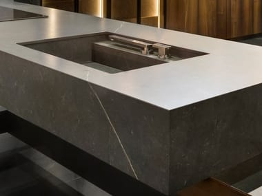 Neolith® furniture foil with stone effect NEOLITH CALATORAO