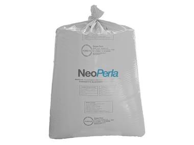 Granulato per isolamento termico in intercapedine NEOPERLA