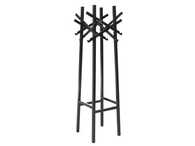Cabide de madeira NEST | Cabide de pé