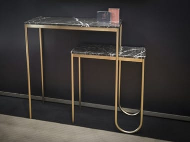 Marble console table NESTED