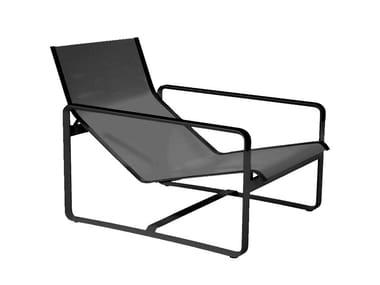 Sled base Batyline® garden armchair NEUTRA   Garden armchair