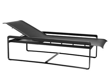 Recliner Batyline® sun lounger NEUTRA   Sun lounger