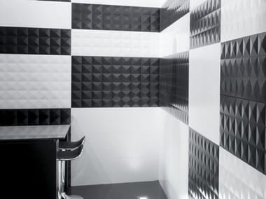 White-paste 3D Wall Cladding NEUTRAL | 3D Wall Cladding