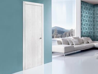 Hinged wooden door NEVE IN