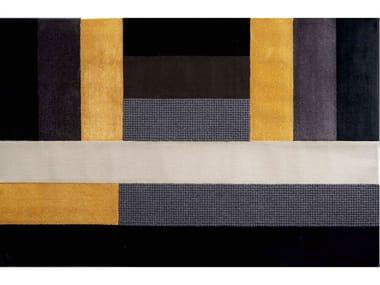 Handmade fabric rug NEW FEELINGS T1401DML